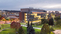 Photo of the WSU campus