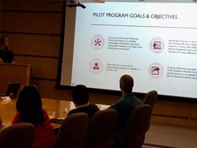 Pilot Program Kickoff