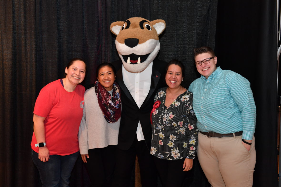 Employees from WSU New Student Programs