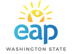 EAP logo with a sun.
